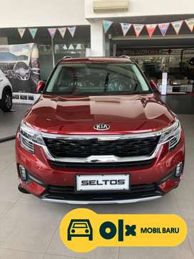 [Mobil Baru] Kia Seltos EX Plus AT 1.4 Turbo Cash/Kredit