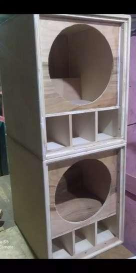 Bok speaker 15 inch sepasang