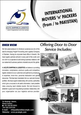 INTERNATIONAL MOVERS & PACKERS