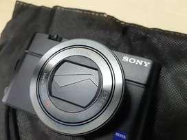 Jual kamera sony rx100 M IV