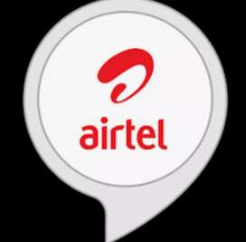 Immediately requirement for Airtel Gold Process.