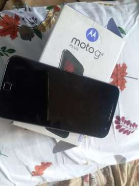 Moto g4 plus 32gb 3gb exp 128gb 4g volte