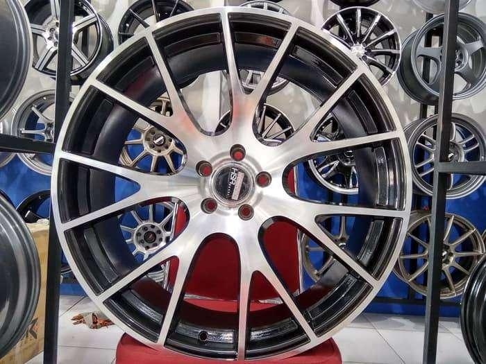 Jual Velg Mobil Optima, HRV Ring 22 HSR Wheel 0