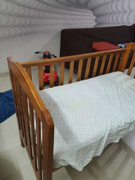 Mother care baby cot 0 - 3 years