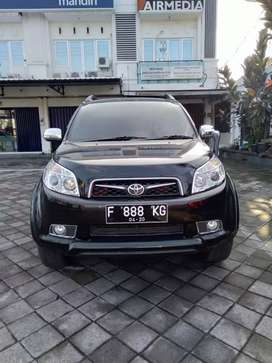 Toyota rush S mt