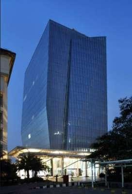Sewa Kantor, Luas 180m2 di Antam Office Park Toer B