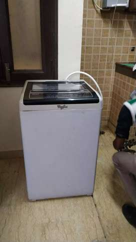 Fully Automatic Whirlpool Washing Machine