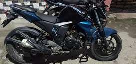 Yamaha fzs FI(top modal) very well condition gadi well maintened h...