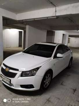Want to sell Cruze in excellent condition.