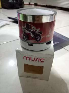 Speaker duzon portable bluetooth+slot mmc new jantungacc