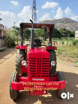 Mahindra Tractor model 2018 new and new