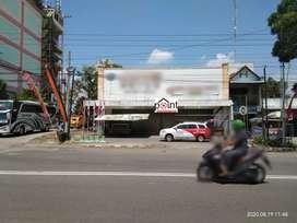 Gudang jl raya sragen akses container hitung tanah