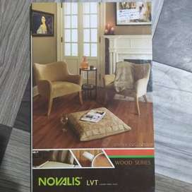 Vinyl Lantai Novaliis 2mm banyak pilih motof