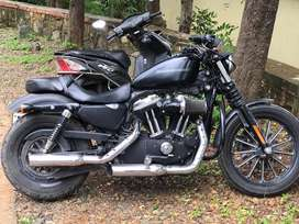 Mint condition harley iron 883 for sale
