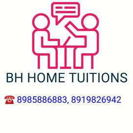 BH HOME TUITIONS