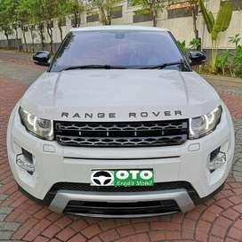 Range Rover Evoque Si4 thn 2013 antik km rendah