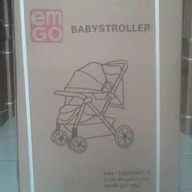 Dijual cepat ! Stoller Bayi EMGO