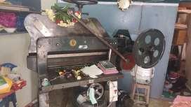 Binding cutting machine Rs 60000
