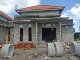 Rumah Baru di Nyitdah Kediri Tabanan