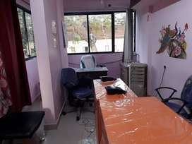 300 Sqft Commercial Office Space for Rent at Music College, Thycaud
