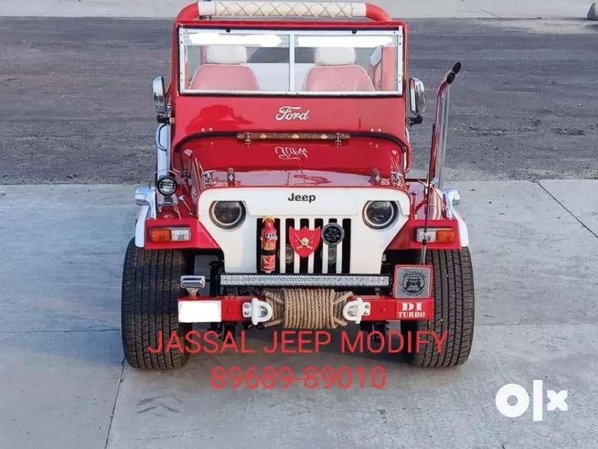 Jassal Jeep Modify 0