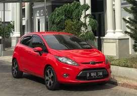 Fiesta 1.4 Trend AT 2012
