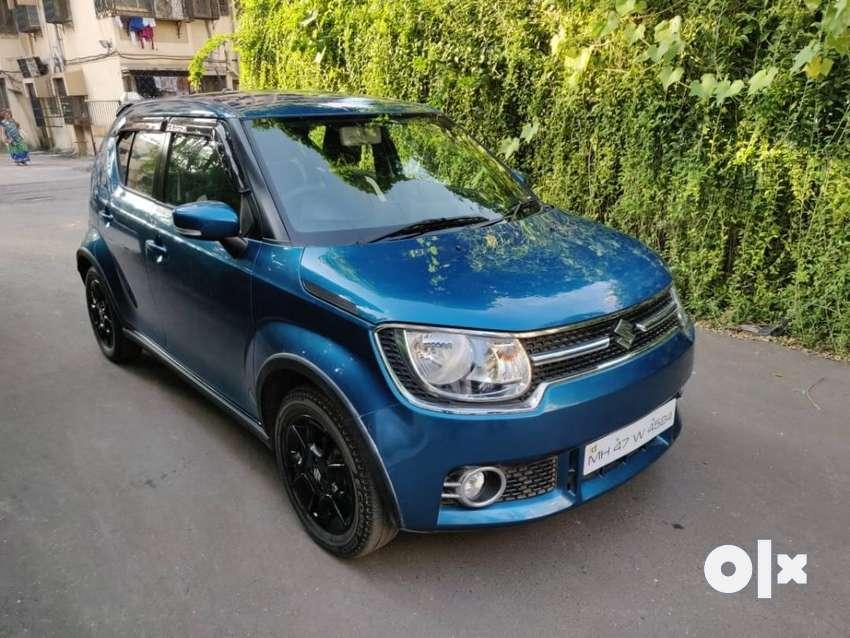 Maruti Suzuki Ignis 1.2 Amt Zeta, 2017, Petrol 0