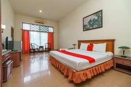 Sewa Hotel Wisma Jaya Mingguan & Bulanan