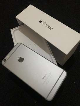Iphone 6+ 64Gb Zpa Siap pakai