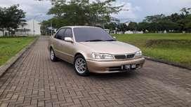 Corolla allnew 1,8 SEG manual tahun 2000 KM low