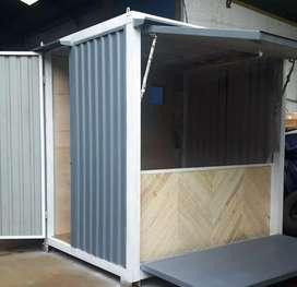 Container stand / Booth buat anda yang bingung cari tempat yang keren