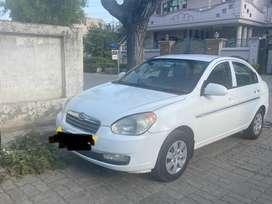 Haryana Registered Hyundai Verna 2009 Diesel Well Maintained