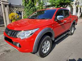 (178 PS) Mitsubishi Triton Exceed VGT Hi-Power D Cabin 4x4 2015 / 2016