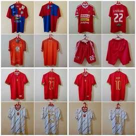 Jersey / Baju Bola Original Klub Liga Indonesia