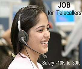 Tele caller for outbound sales process wanted@ Fatehgunj