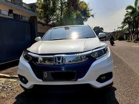 Facelift Honda HRV H-RV S CVT 2019 nik 2018