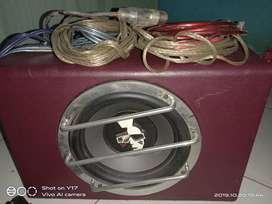 Satu set audio sound