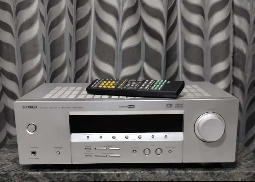 Home Theater Amplifier & Stereo Yamaha HTR-5930 (Japan)