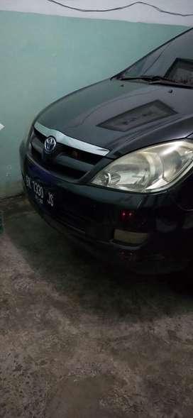 Toyota innova type v, automatic, bensin, 2004
