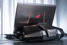 LAPTOP GAMING ASUS ROG GX700