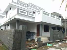 3 bhk 1300 sqft 3 cent new build house at aluva  varapuzhaneerikkod