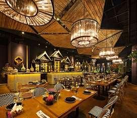 Waiters / Waitress Di Oluna Resto & Cafe
