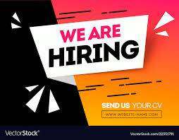 WE ARE HIRING FOR TICKETING ECECUTIVE