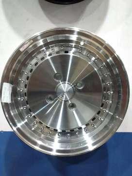 Cicilan 0% VELg mobil racing ring15 import PCD 4×114,3 DP 10%
