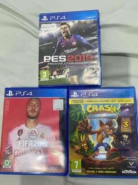 Jual Bundle game PS 4 Kondisi Mulus Lancar
