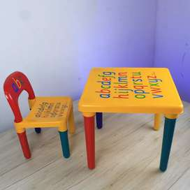 TABLE CHAIR SET NUMAN (L/45/45CM)