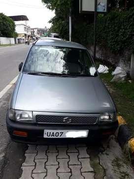Maruti Suzuki Zen 2001 Petrol Well Maintained