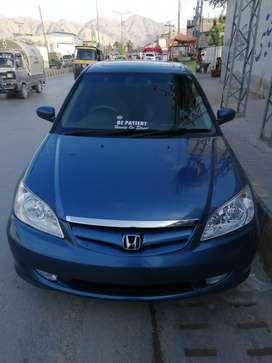 Bumper to bumper genuine honda civic top of the line varient