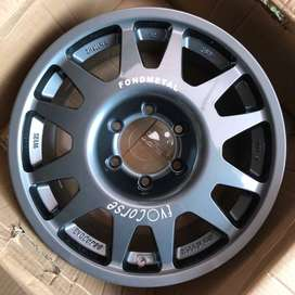 velg mobil pajero hilux fortuner everest ring 17 import kredit