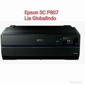 LIEA - EPSON Printer SC-P807 A2 / 17in /10R+